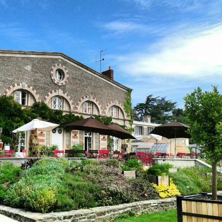 Café de l\'orangerie au Jardin des Plantes – Nantes Mamans