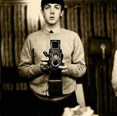 selfie mccartney1959