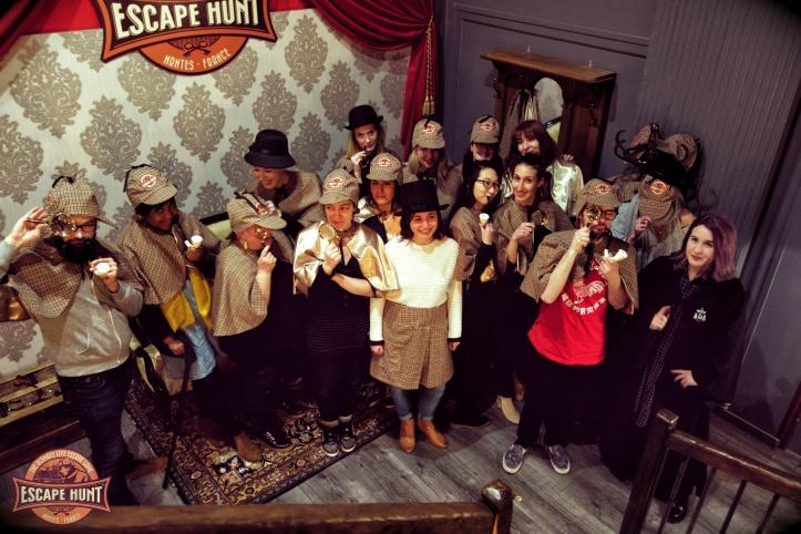 soiree-influenceurs-groupe-escape-hunt-nantes