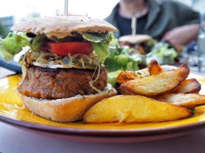 Totum vegan burger